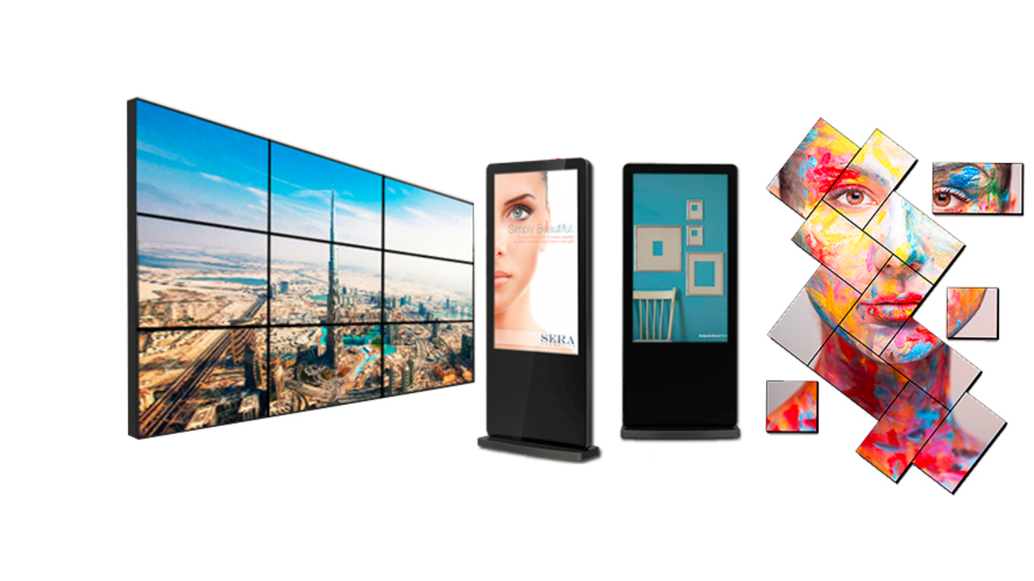 CONTENT MANAGEMENT SOLUTION – DIGITAL SIGNAGE